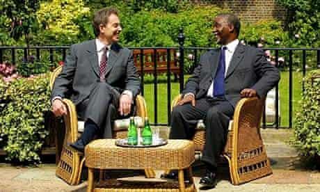 Blair and Mbeki