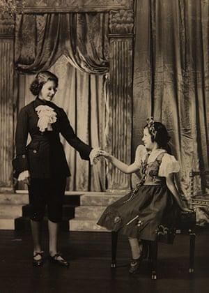 Royal pantomime: Margaret Elizabeth Cinderella