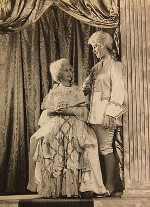 Royal pantomime: Princess Margaret Princess Elizabeth Cinderella