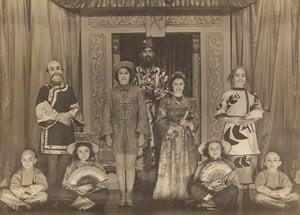Royal pantomime: Aladdin