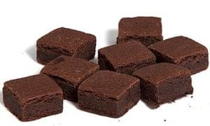 Sainsbury's Mini Chocolate Brownie Bites