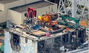 Fukushima reactor number 4