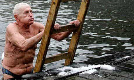 Ladislav Nicek, 92, in Vltava river