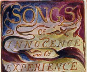William Blake, Songs of Innocence and Experience
