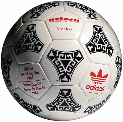 Fiel si Murciélago  Official World Cup balls: a potted history – in pictures | Football | The  Guardian