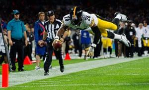 Tom Jenkins Pix of Year: Minnesota Vikings v Pittsburgh Steelers