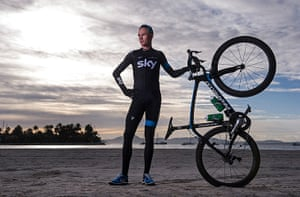Tom Jenkins Pix of Year: Chris Froome