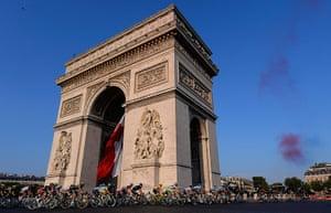 Tom Jenkins Pix of Year: Tour de France final stage