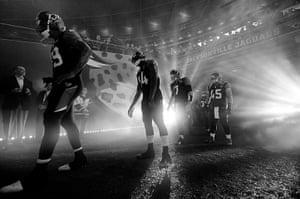 Tom Jenkins Pix of Year: Jacksonville Jaguars v San Francisco 49ers