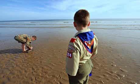 US scouts