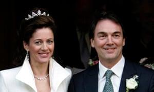 Alan Parker wedding