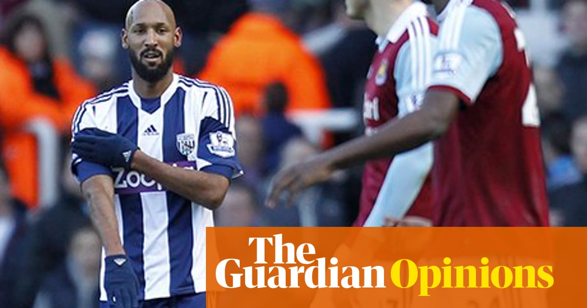Nicolas Anelka's quenelle gesture is an insult | Charlie