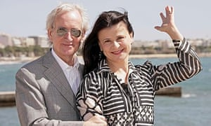 Allan McKeown with his wife Tracey Ullman in 2008.