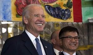 Joe Biden praises Xi Jinping