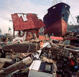 Typhoon Haiyan aftermath: Typhoon Haiyan aftermath in the Philippines
