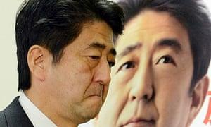 Shinzo \Abe