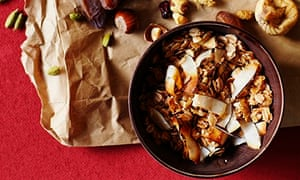 """Cook - 10 best, granola"""