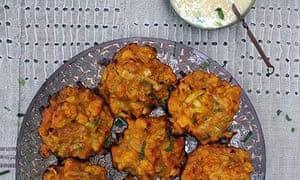 Cook - just as tasty, bhakis