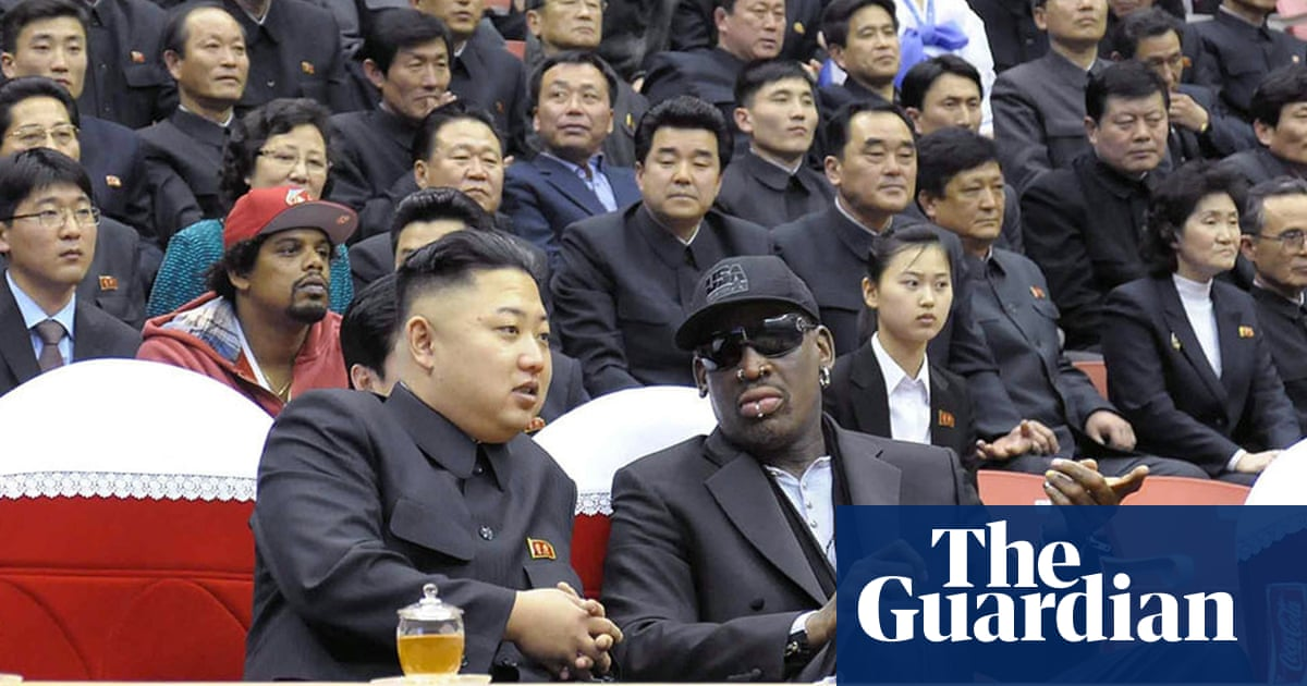 Dennis Rodman To Return To North Korea To Train Basketball Team