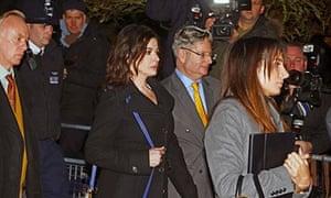Nigella Lawson leaves court
