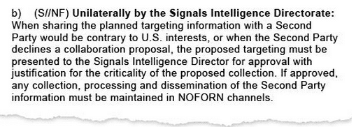 draft NSA directive from 2005 ragout 3
