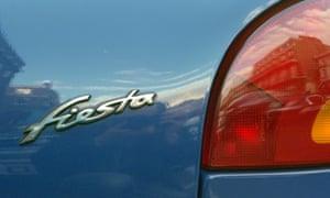 Britain's best selling car. Photo: Martin Godwin