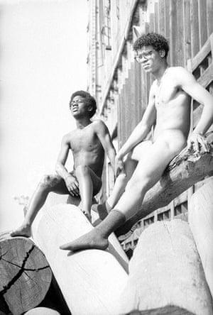 Exhibitionist07/13: Alvin Baltrop  & Gordon  Alvin Baltrop  & Gordon  Alvin Baltrop