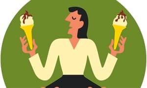 What I'm really thinking: yoga teacher