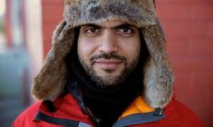 Antarctica Live: head gear