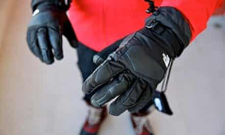 Antarctica Live: gloves