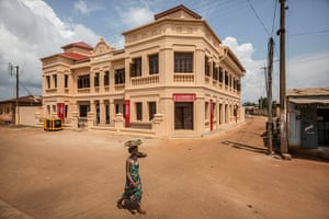 Benin: Foundation Zinsou museum of African contemporary art in Ouidah
