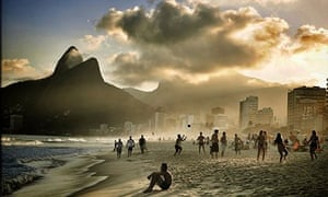 An Alternative View - FIFA Confederations Cup Brazil 2013