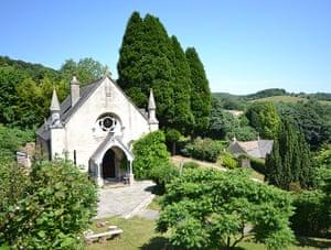 Cool Cottages:Gloucest: The Old Chapel, Slad