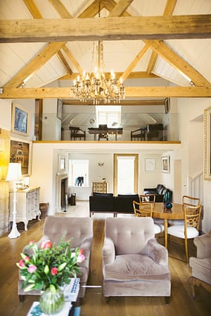 Cool Cottages:Gloucest: The Barn