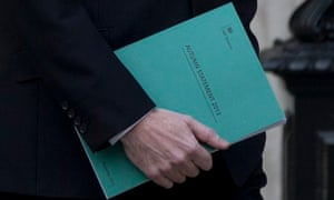 Autumn Statement On The Economy