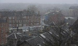 Glasgow weather
