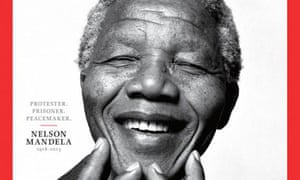 Mandela cover Time