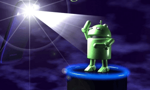 Android torch app with over 50m downloads silently sent user