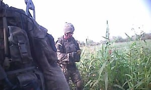 Alexander Blackman video