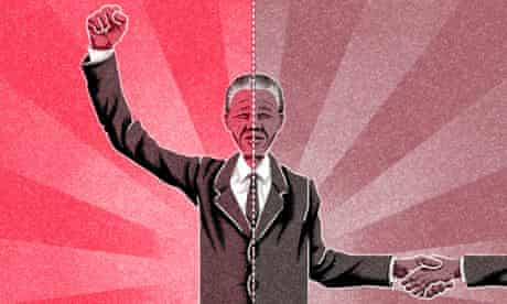 Matt Kenyon on Nelson Mandela