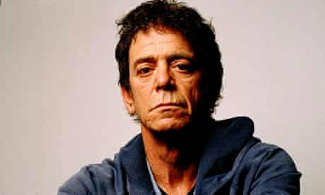 'Encouraging and generous': Lou Reed in 2003.