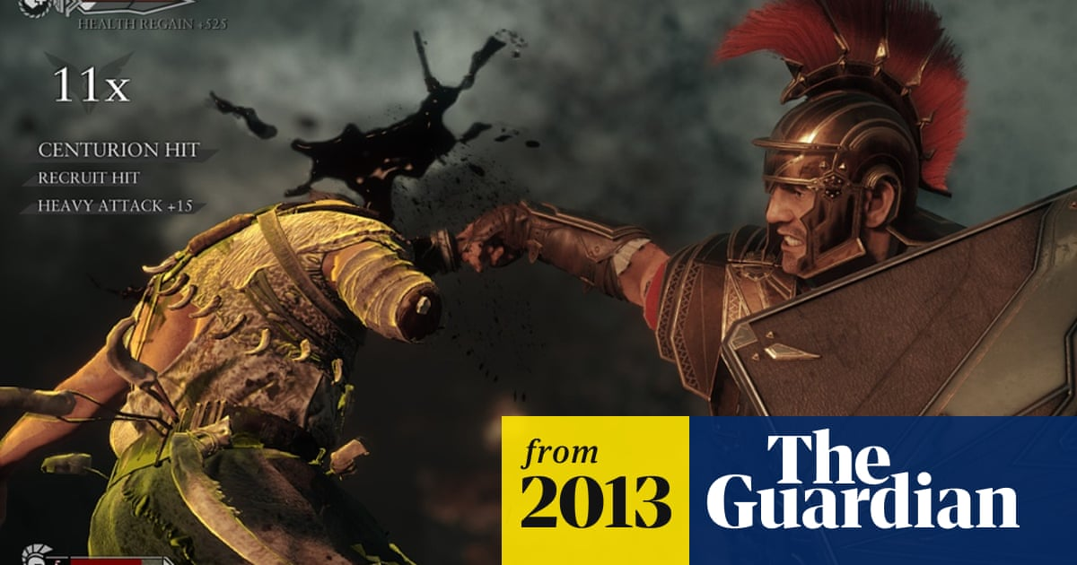 Ryse and the problem of breasts in video games | Games | The Guardian