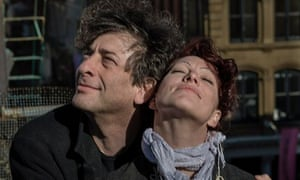 Neil Gaiman and Amanda Palmer: 'We learned early on – you don't complain about the marriage on Twitt
