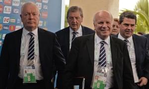 Roy Hodgson and pals