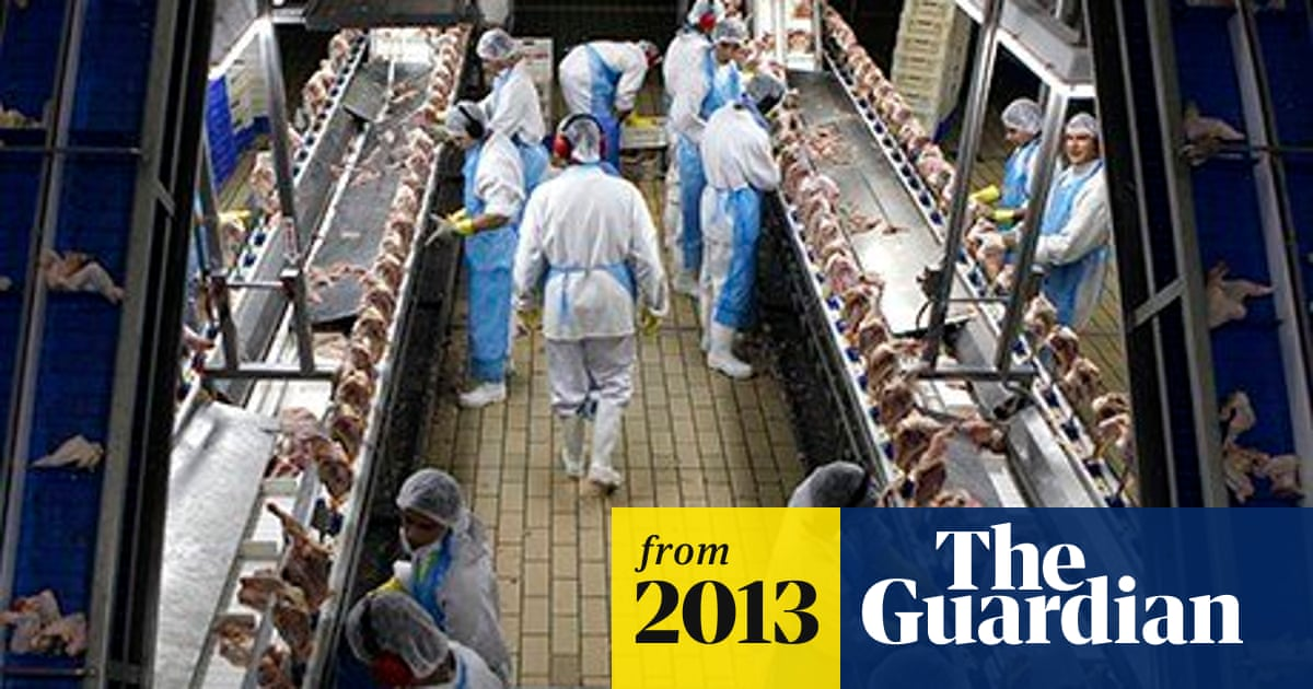Supermarkets selling chicken that is nearly a fifth water