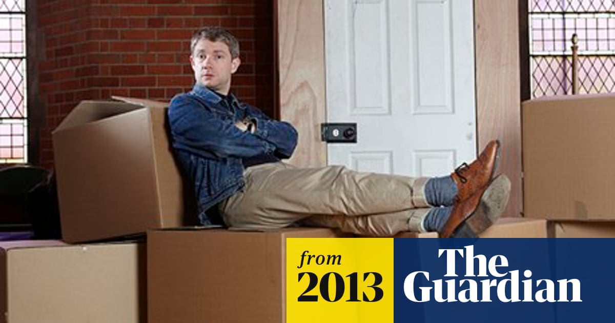 Martin Freeman: from Slough to Smaug – then back to Sherlock