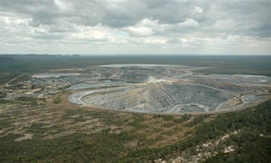 The Ranger uranium mine.