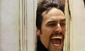 Mitchell Johnson in the Shining