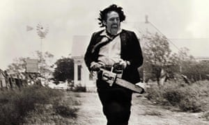 Mitchell Johnson in the Texas Chainsaw Massacre