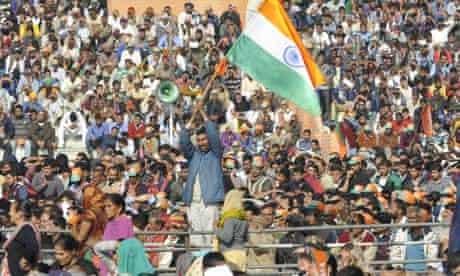 Narendra Modi rally in India